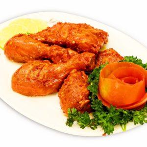 BBQ Chicken Leg